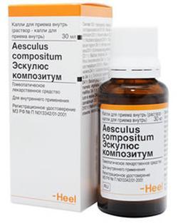 Эскулюс композитум Aesculus compositum®