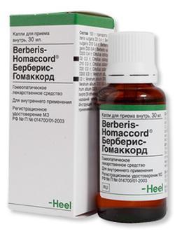 Берберис-Гомаккорд Berberis-Homaccord®