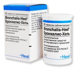 Бронхалис-Хель Bronchalis-Heel®