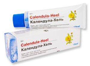 Календула-Хель Calendula-Heel