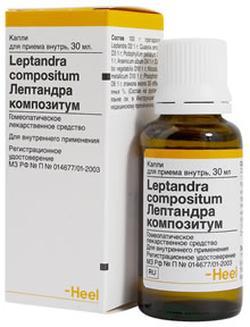 Лептандра композитум Leptandra compositum®