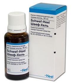 Швеф-Хель Schwef-Heel®