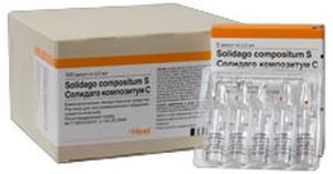 Солидаго композитум С Solidago compositum® S