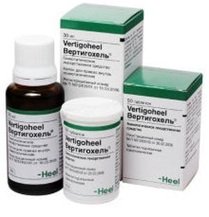 Вертигохель Vertigoheel®