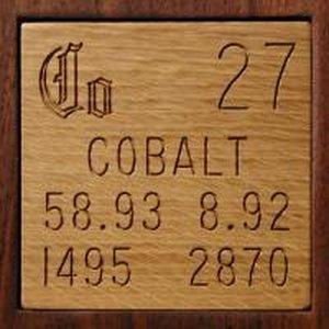 Cobaltum metallicum (Кобальт)
