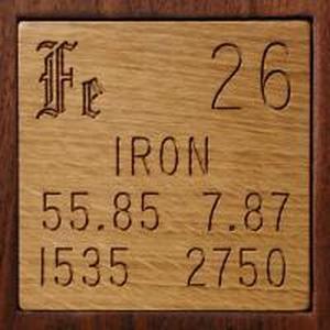 Ferrum metallicum (Железо металлическое)