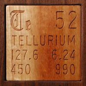 Tellurium metallicum (Теллур)