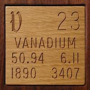 Vanadium (Ванадий)