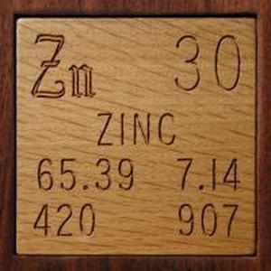 Zincum metallicum (Цинк)